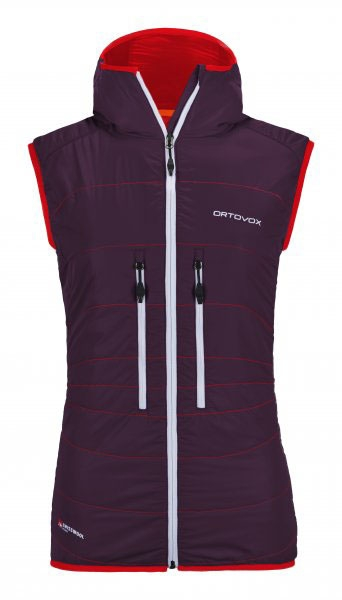 Ortovox Swisswool Light Tec Vest Lavarella